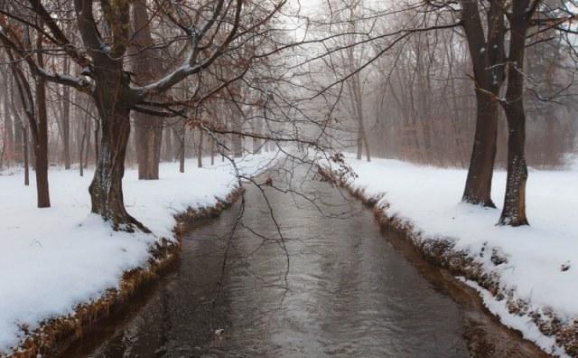 Alexander Russy - Winterlandschaft