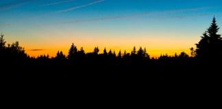 Acadia HDR Sunset