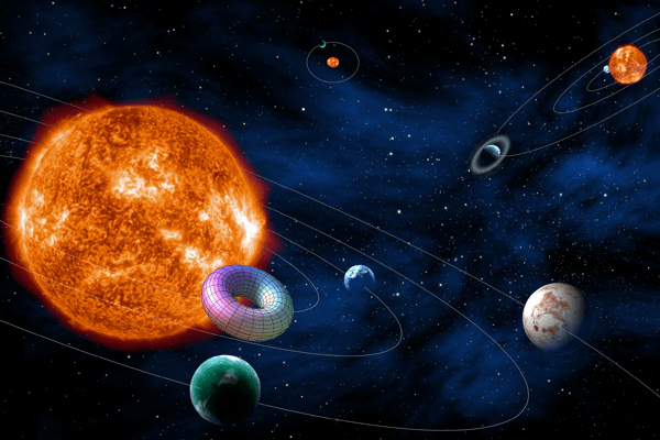 How Planets Form