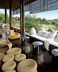 World Top Hotels,Singita Sabi Sand South Africa, Travel + Leisure annual poll