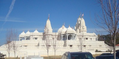 Huge Swaminarayan temple in Atlanta,Swaminarayan temple Atlanta USA, BAPS