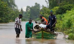 Flooding kills over 260 people across East Africa3