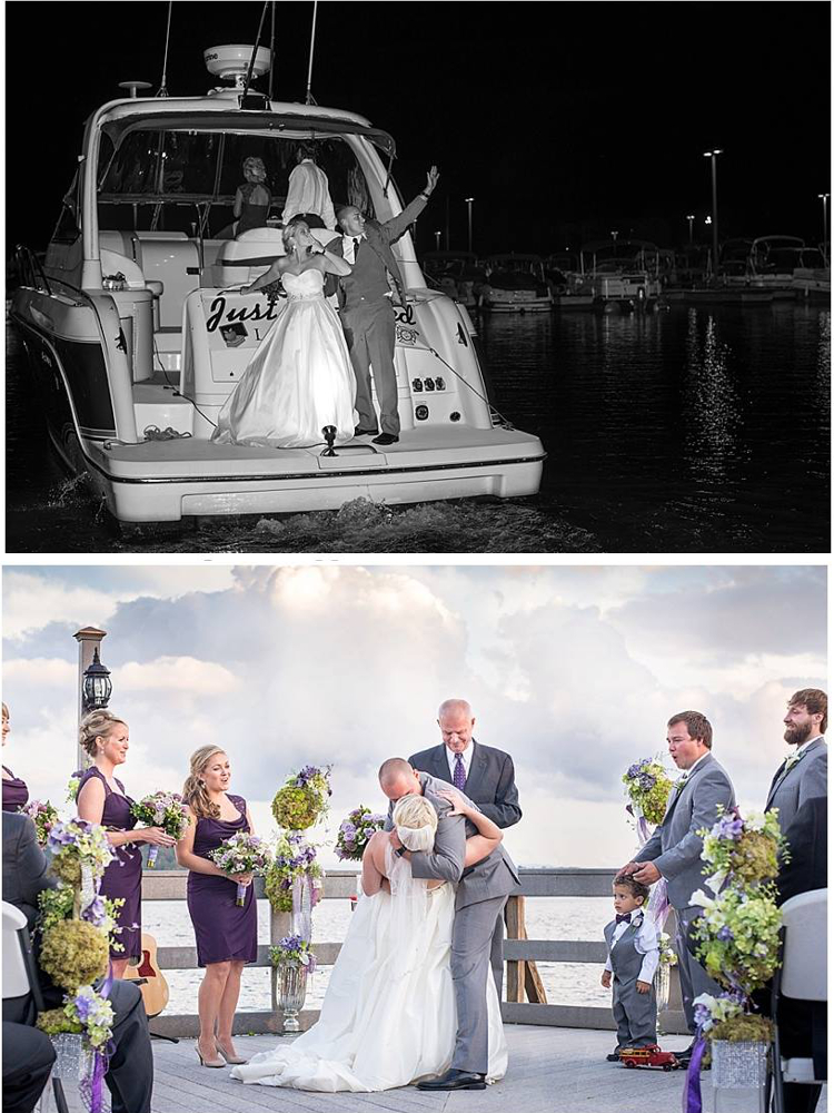 Must See Wedding Photos From Waterfront Wedding Venue