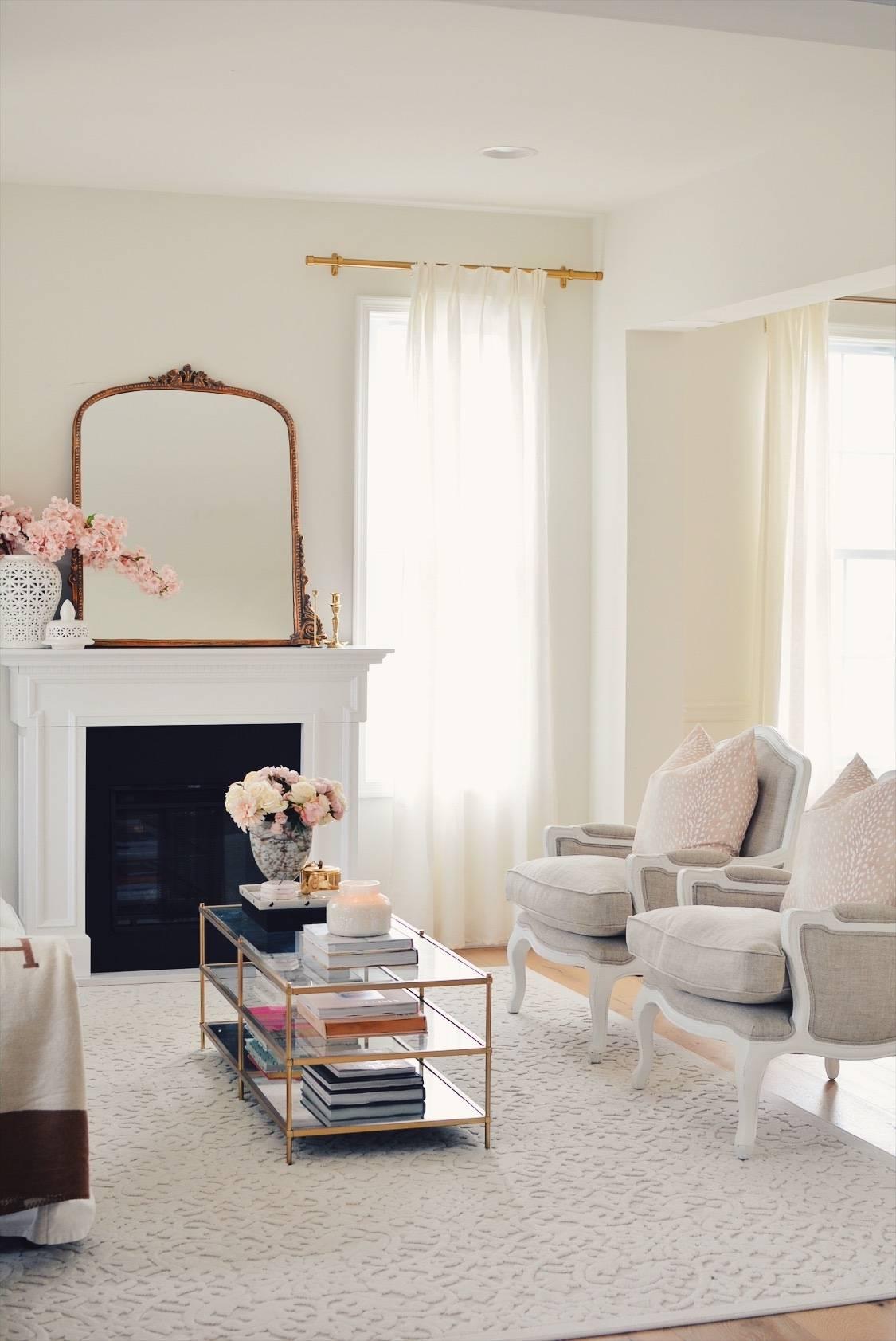 Living Room Arrangement Ideas: Elegant Formal Living Room ...