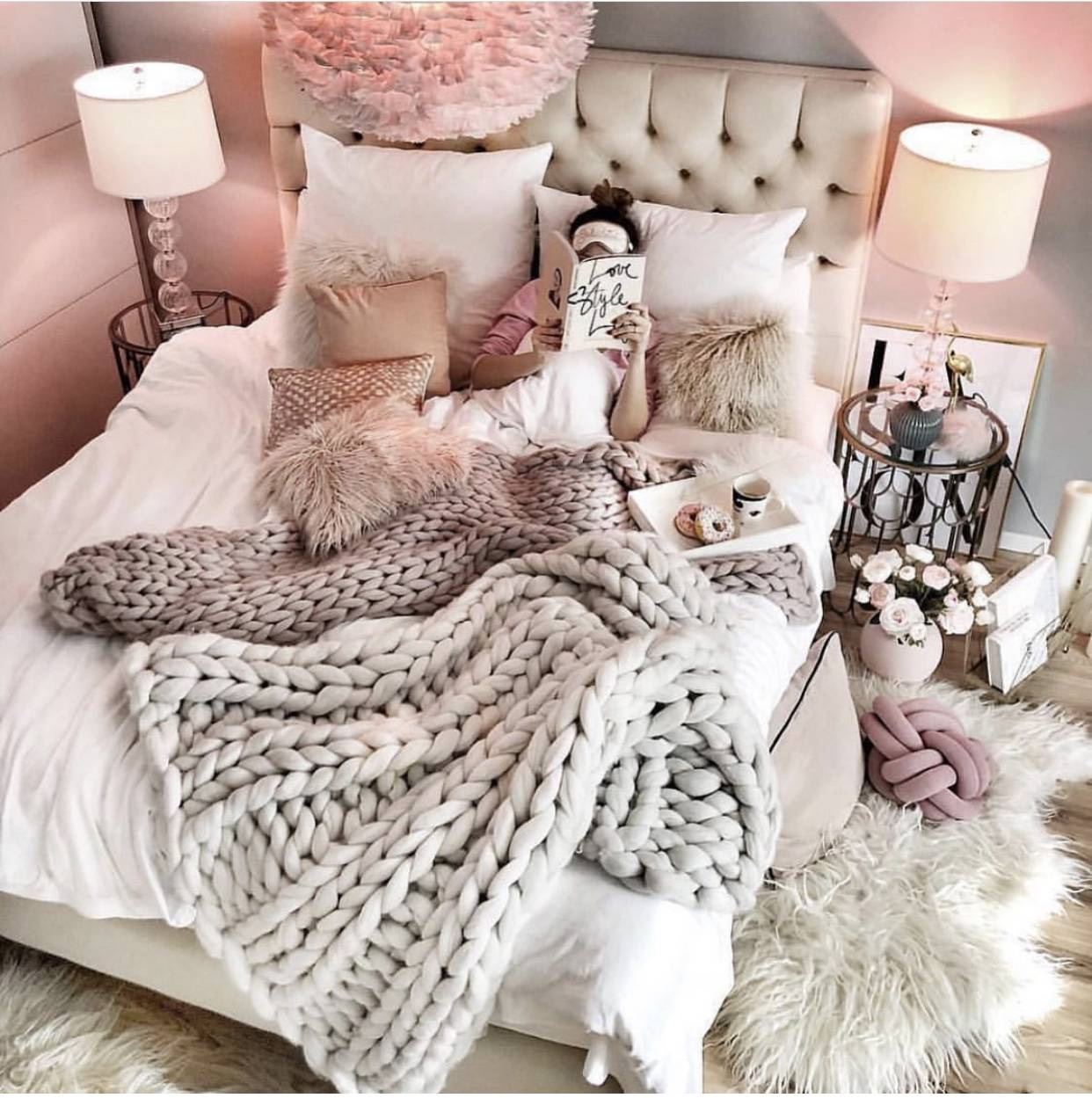 10 Vsco Bedroom Ideas For The Vsco Girl The Pink Dream
