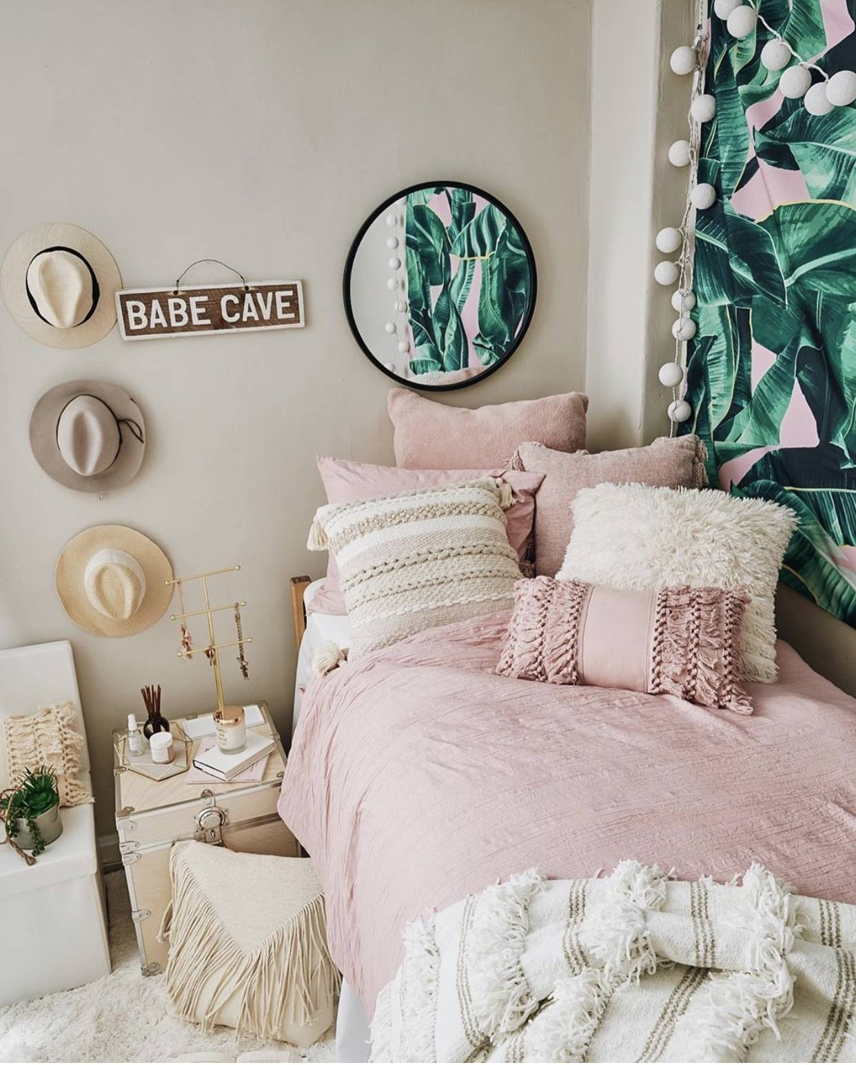 Vsco Decor Ideas Must Have Decor For A Vsco Room The Pink Dream