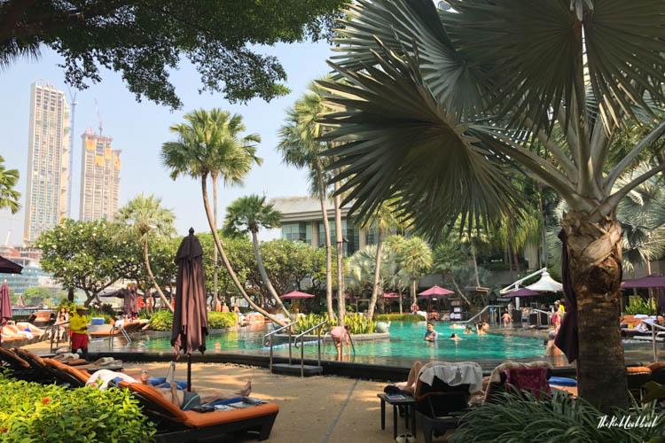 Bangkok Ultimate Travel Guide Shangri-La Pool