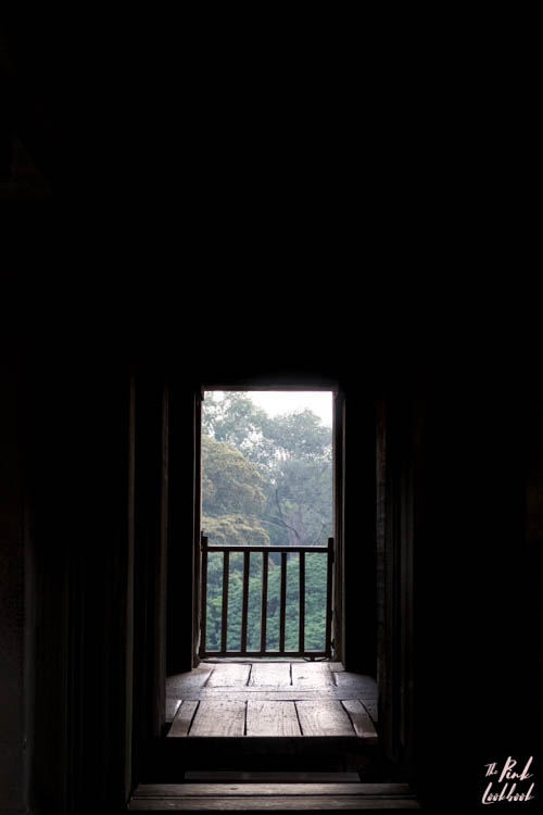 Angkor Wat Door View