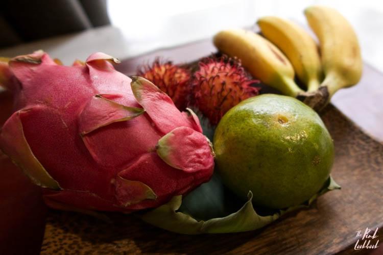 Siem Reap Hillocks Hotel Fruits