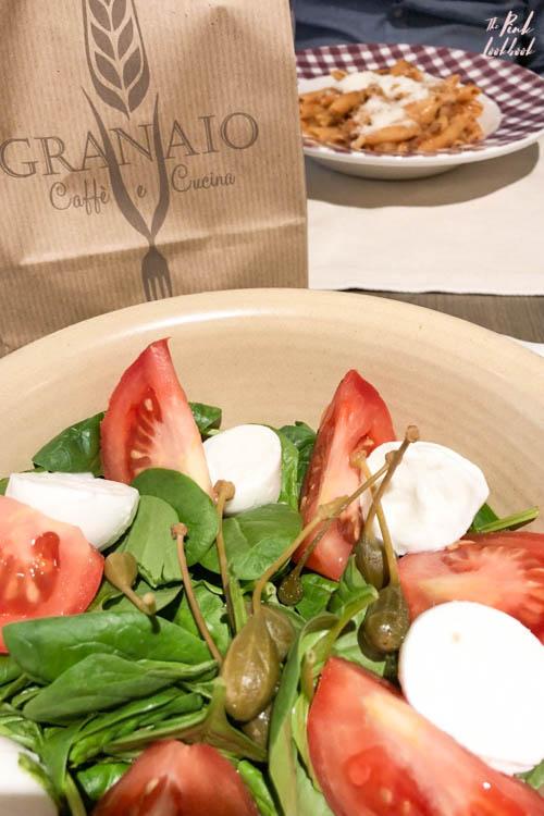 Christmas Milan Granaio Salad