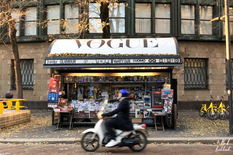 Milan Trip Vogue