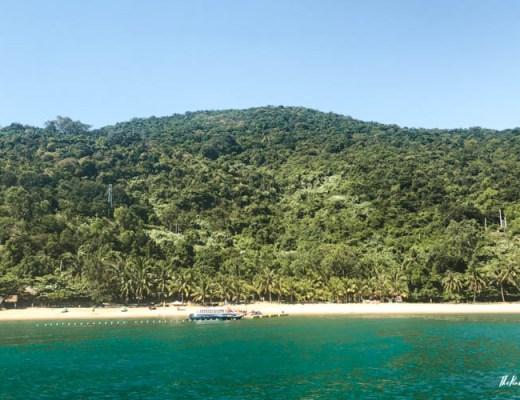 Da Nang International Airport Cham Island