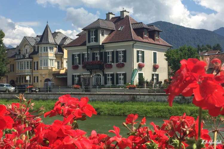 Sound of Music Tour Salzkammergut Bad Ischl Buildings