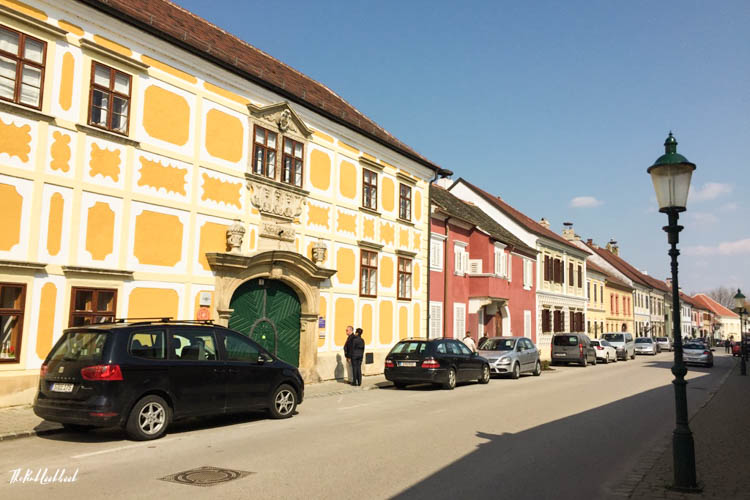 Neusiedler See Rust Street
