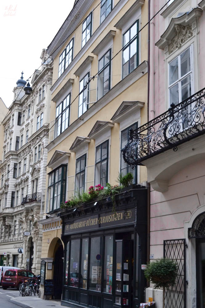 Best Places for Business Meetings in Vienna Wipplinger Straße