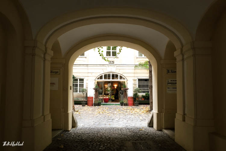 Things to Do in Vienna in Autumn Courtyards