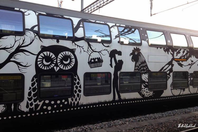 Winterthur Switzerland Day Trip from Zurich Street Art Train