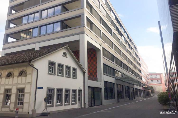 Winterthur Switzerland Day Trip from Zurich Sulzer House