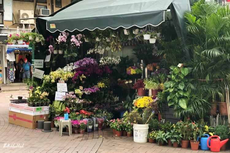 Hong Kongs Seaside Escapes Stanley Village Blake Flower Shop