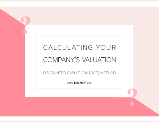 How to Calculate Your Companys Valuation Discounted Cashflow DCF Method