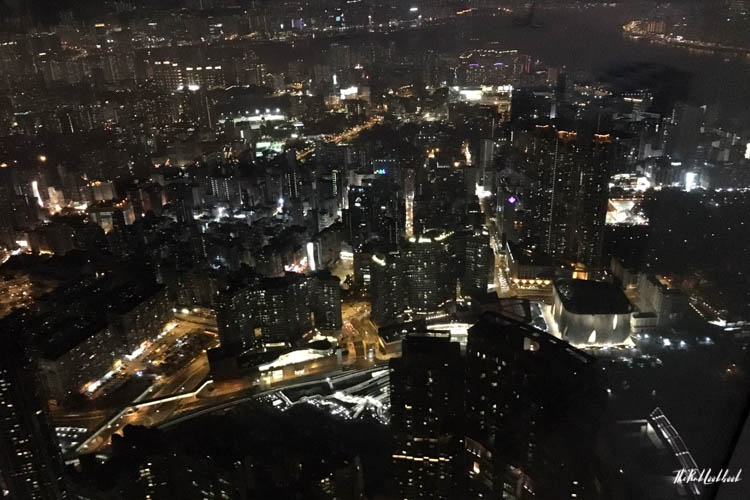 The Most Instagramable Places in Hong Kong and if They Are Worth Visiting View from ICC Kowloon