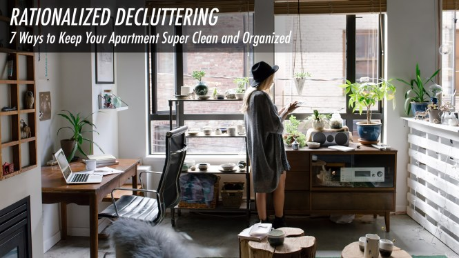 Rationalized Decluttering 7 Ways To