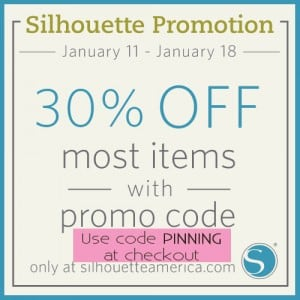 Silhouette Cameo Coupon Code - Discount Code - Sale