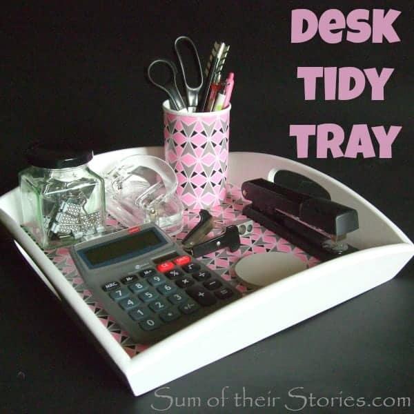 desk tidy tray 2
