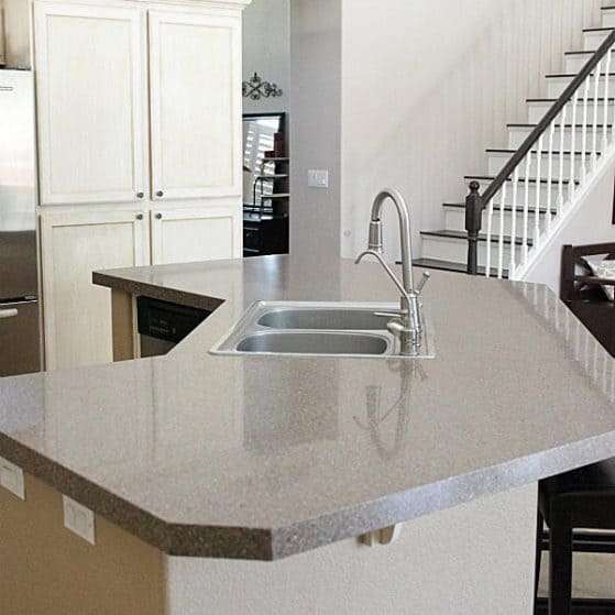 How to make your countertops SHINE like never before!
