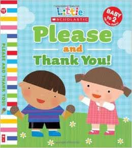 Please and Thank You by Jill Ackerman, Michelle Berg