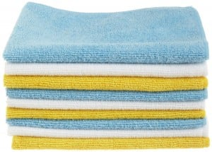 10+ Simple Things to Help Kids Clean: Microfiber Cloth - www.thepinningmama.com