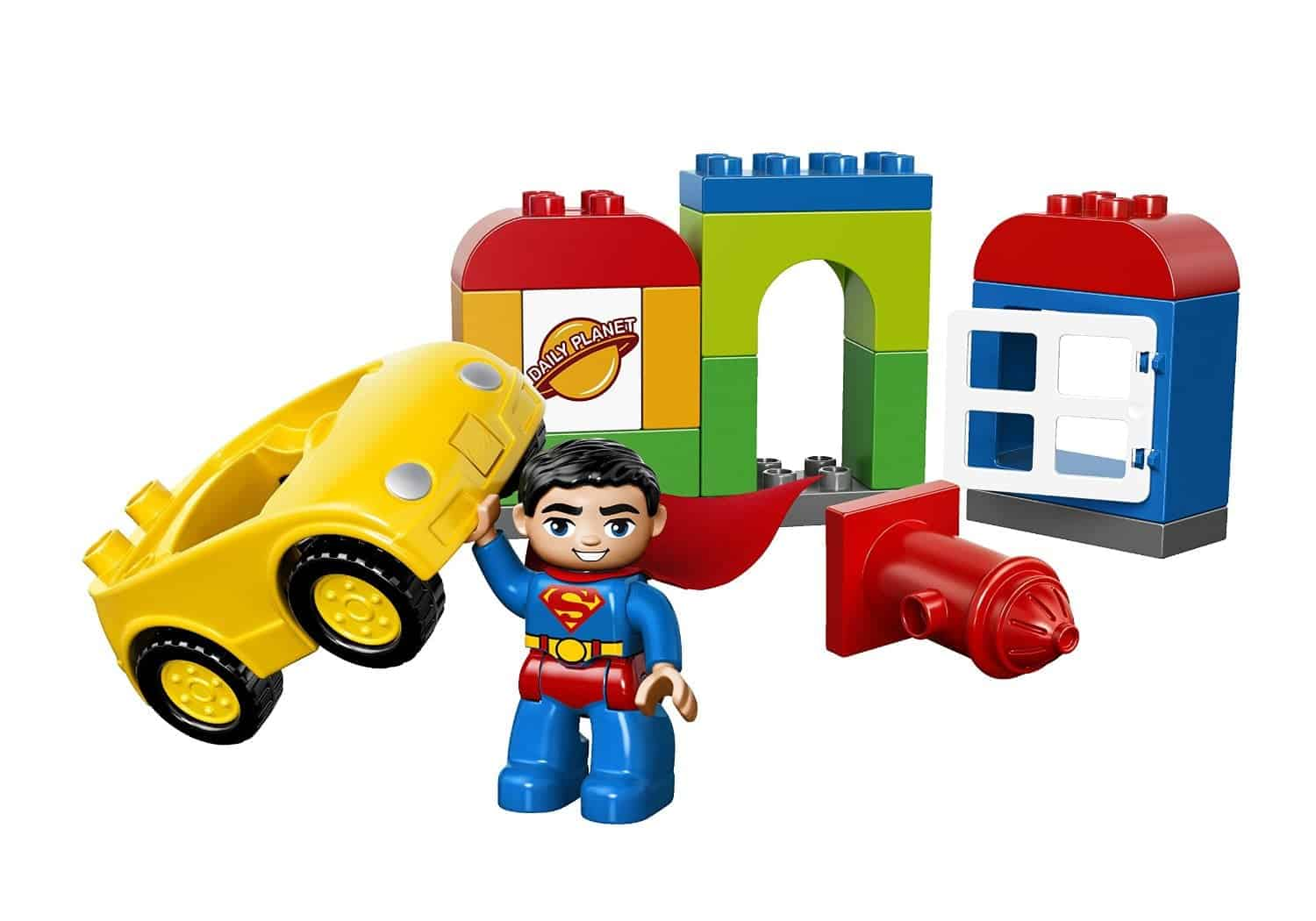 Lego Gift Ideas by Age - Toddler to Twelve Years: Superman Building Set | www.thepinningmama.com