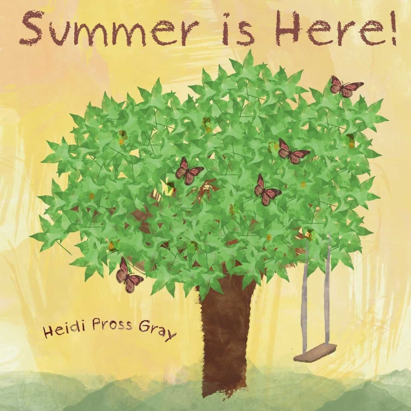 10+ Top Books for Kids to Read this Summer: Summer is Here | www.thepinningmama.com