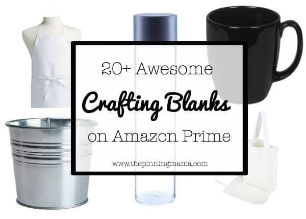 Awesome Crafting Blanks You Can Get on Amazon Prime : Beach Spikers | www.thepinningmama.com