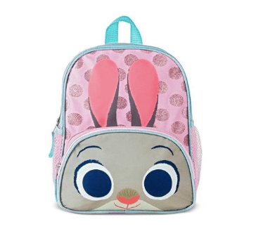 10+ Coolest Backpacks for Girls: Zootopia Rabbit| www.thepinningmama.com