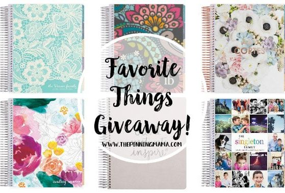 WIN $100 gift card to pick out the Erin Condren planner of your DREAMS! Enter Now at www.thepinningmama.com!