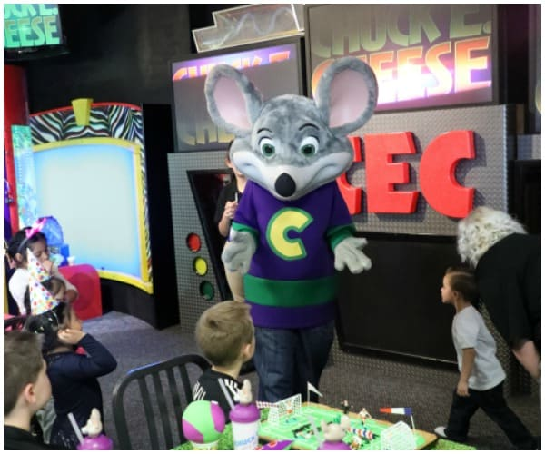 YOU ARE INVITED to make the Guinness Book of World records at Chuck E Cheese!