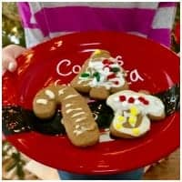 school party ideas, decorate your own cookies
