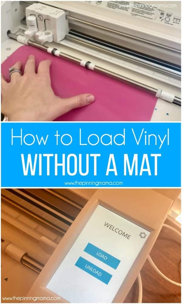 How to Load Vinyl without a mat