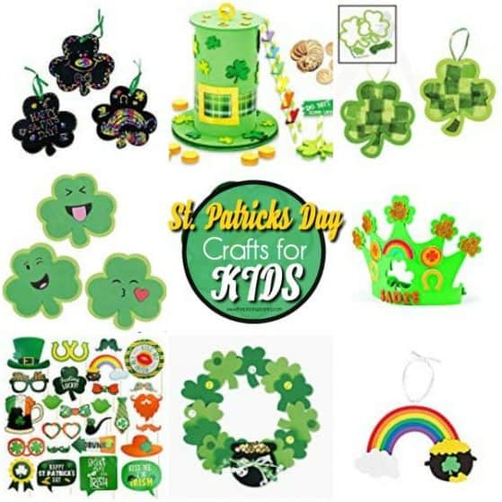 THe BEST St Patricks Day crafts for Kids