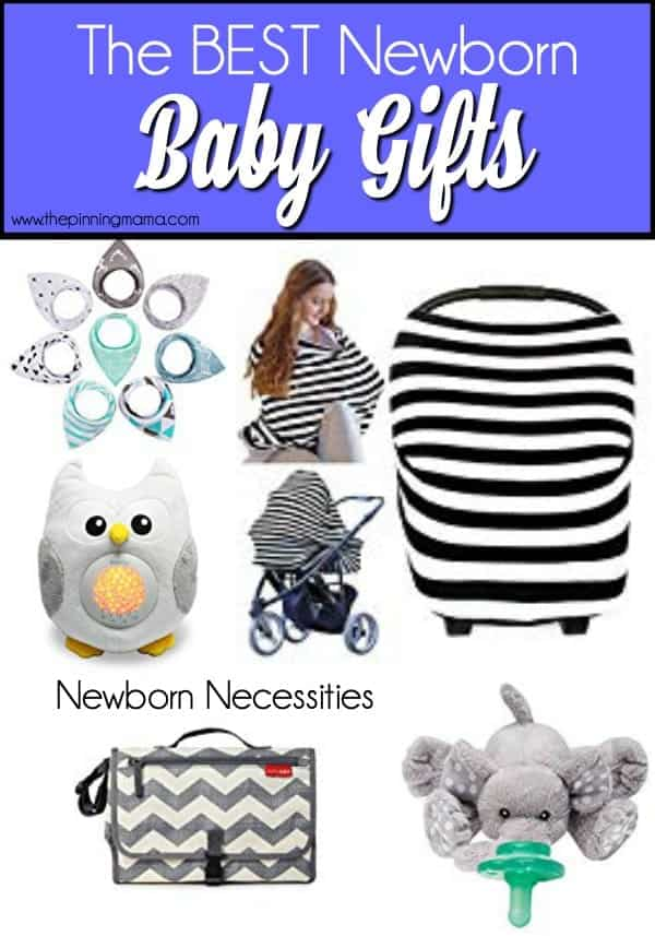 Gift Ideas for Newborns, Newborn Necessities.