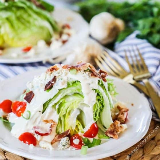 Recipe for Wedge Salad