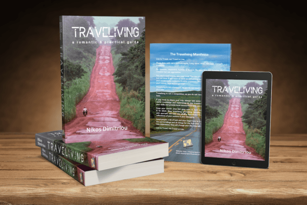 The Pin Project - Traveliving hardcopy and eBook tablet