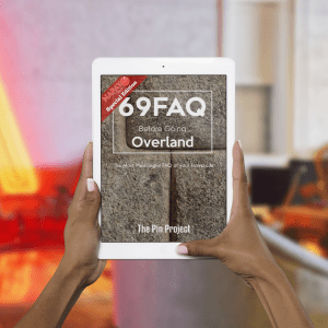 69 FAQ Before Going Overland Napay Travel Special Edition
