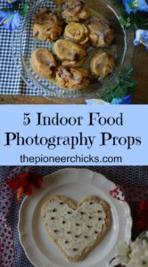 5 Simple Indoor Photography Props- Get inspiration to spruce up your indoor photographs!