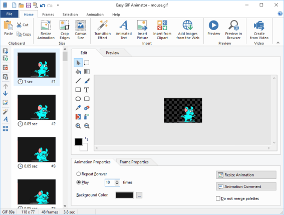 Easy GIF Animator 7.0 Pro full crack torrent