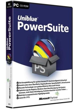 Uniblue Powersuite Serial Key
