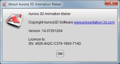Aurora 3D Animation Maker crack download