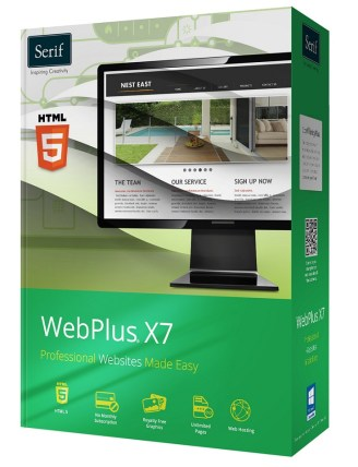 Serif WebPlus X7 serial key