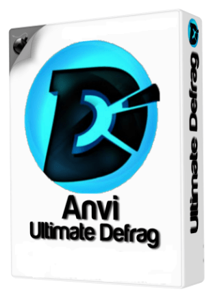 Anvi Ultimate Defrag PRO serial numbers for activation